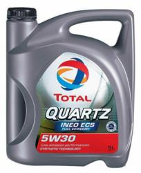 Моторное масло TOTAL Quartz INEO ECS 5W30 4л.