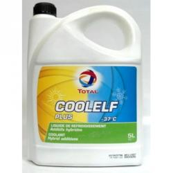 Антифриз Total Coolelf PLUS (готовый) 5л.